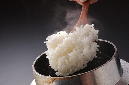 Rice from Shiroishi